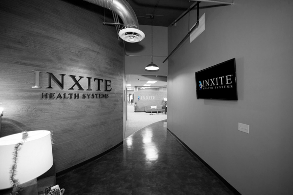 INXITE® Heat Map Screen